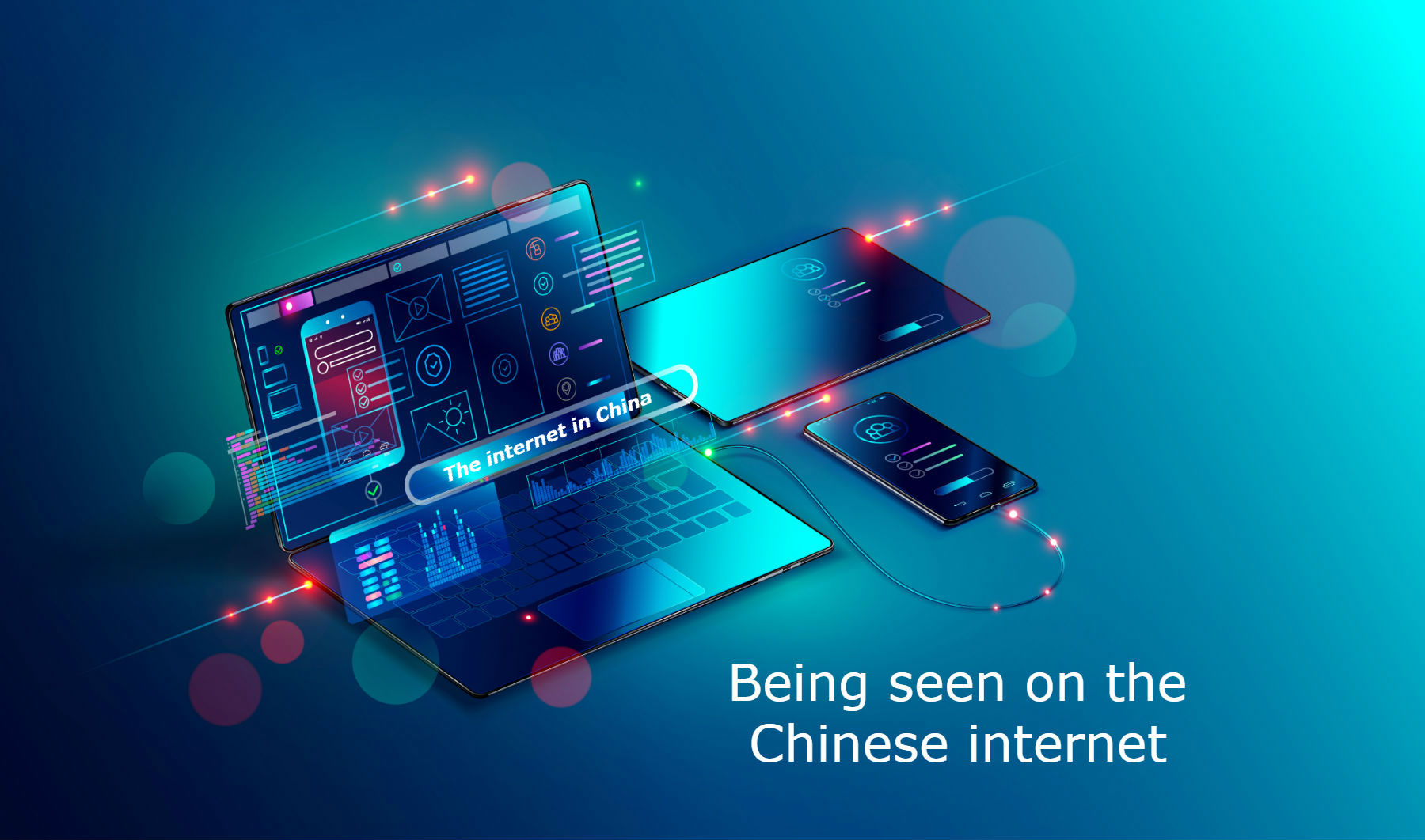 Being seen on the Chinese internet2