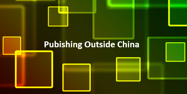 publishing outside China