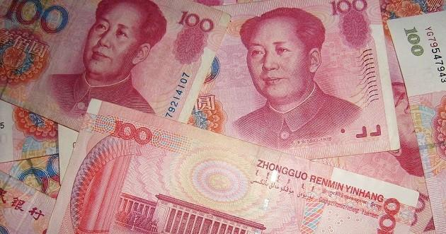 transfer monies to and from China